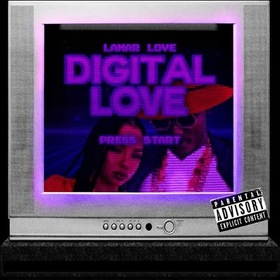 Digital Love Lamar Love front cover