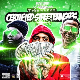 This Weeks Certified Street Bangers Volume.49 DJ Mad Lurk front cover