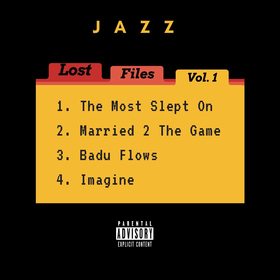 Lost Files Volume 1 Jazz front cover