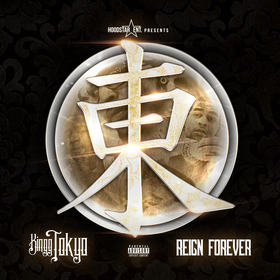 Reign Forever Kingg Tokyo front cover