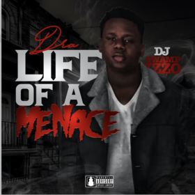 Life Of A Menace DRA front cover