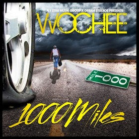 1000 Miles Wochee front cover