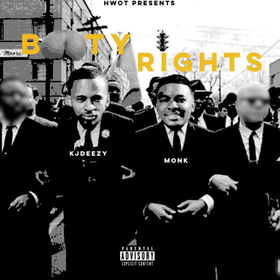 Booty Rights Monk front cover