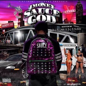 Sauce God J Money front cover