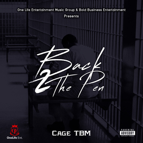 BACK 2 THE PEN CAGE front cover