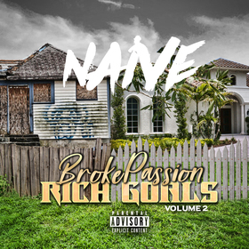 Broke Passion Rich Goals Vol 2 Naive front cover