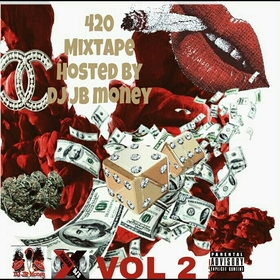 420 The Mixtape Vol 2 Various Artist front cover