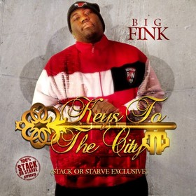 Keys To The City Big Fink front cover
