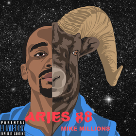 Aries 88 Mike Millionz front cover