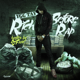 Rich Before Rap YGG Tay front cover