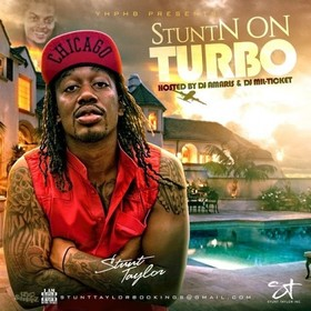 StuntN On Turbo Stunt Taylor front cover