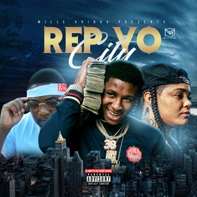Rep Yo City (Vol.1) Mille G front cover