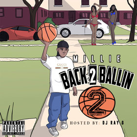 Back 2 Ballin 2 Millie front cover