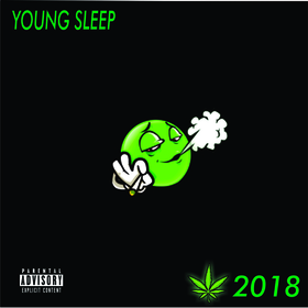 No Stems  No Seeds young sleep  front cover