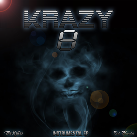 Krazy 8 Red Murda front cover