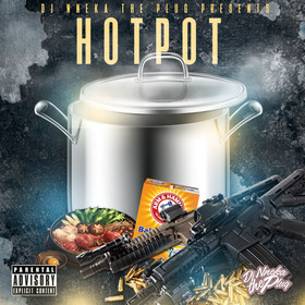 HOTPOT Dj Nneka The Plug front cover