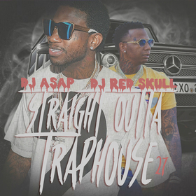Straight Outta Trap House 27 DJ ASAP front cover