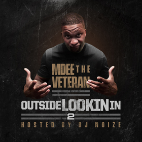 Outside Lookin In 2 MDEE The Veteran front cover