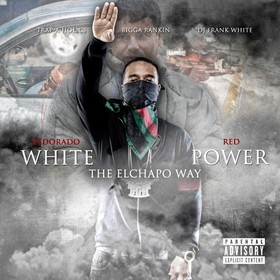 White Power Eldorado Red front cover
