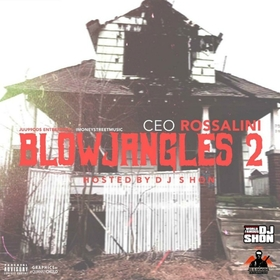 Blowjangles II CEO Rossalini  front cover