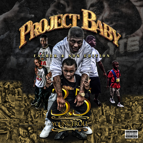 Project Baby 3.5 Young Troll front cover
