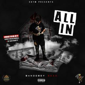 All In Bando Boy Shad front cover