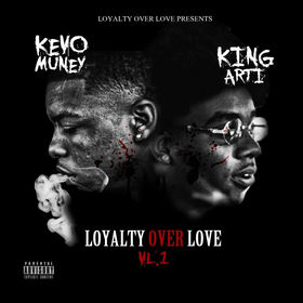 Loyalty Over Love Vol. 1 Loyalty Over Love front cover