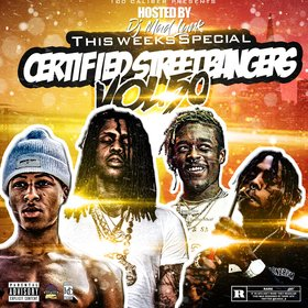 This Weeks Special Certified Street Bangers DJ Mad Lurk front cover