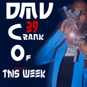 DMV Crank Of This Week #29 DJ Key front cover