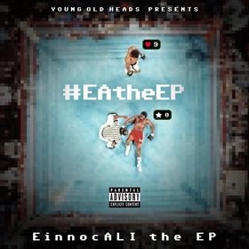 EinnocALI the EP YoungOldHead front cover