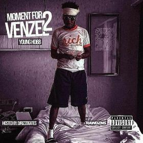 Moment for Venzel 2 Young Hobb front cover