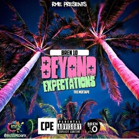 Beyond Expectations Bren10 front cover