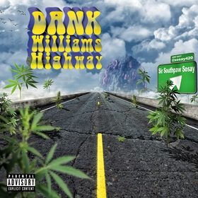 Dank Williams Highway South Paw Sosay front cover