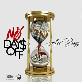 No Days Off Ace Boogy  front cover