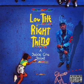 Lou ThE RiGHT Thing Juice Cru Lou front cover
