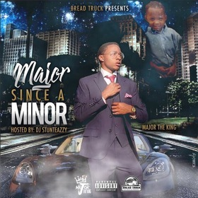 Major Since A Minor Major The King front cover