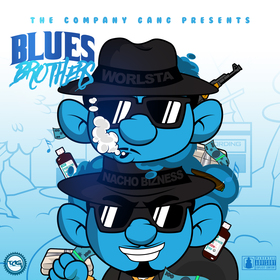 Blues Brothers Nacho Bizness front cover