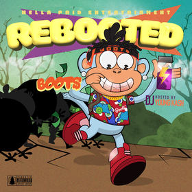 REBOOTED Boot$ front cover