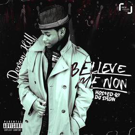 Believe Me Now Devon Hill front cover