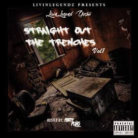 Straight Out The Trenches LivinLegend Yoshii  front cover