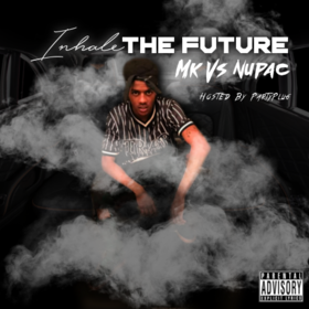 Inhale The Future NuPac Vs Mk front cover