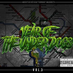Year Of The Underdogs Vol. 1 CutThroat TV front cover