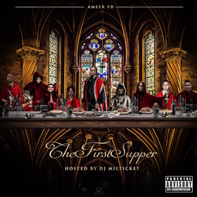 The First Supper Ameer Yd front cover