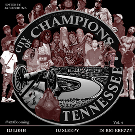 City of Champions Dj Sleepy  front cover