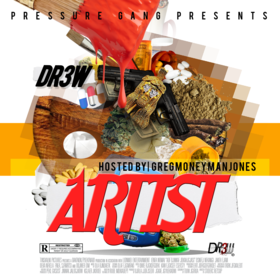 artist dr3w front cover