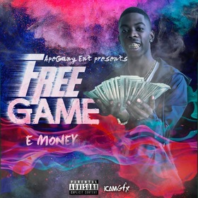 Free Game E Money LL front cover