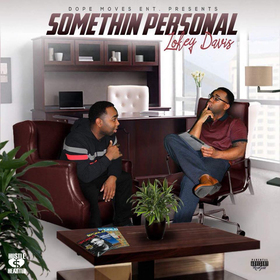 Somethin Personal Lokey Davis front cover