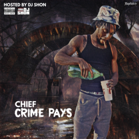 Crime Pays Chief front cover