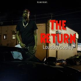 The Return LoudBoyCooley front cover
