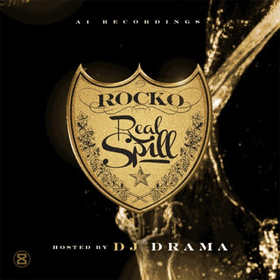 Real Spill Rocko front cover